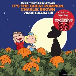 Vince Guaraldi - It's The Great Pumpkin, Charlie Brown ( Target Exclusive , CD )