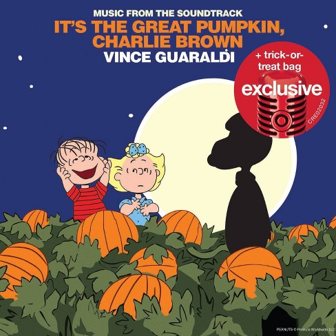 Vince Guaraldi - It's The Great Pumpkin, Charlie Brown ( Target Exclusive , CD ) - image 1 of 2