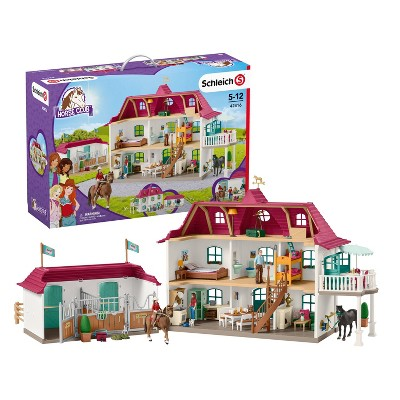 Schleich Lakeside Country House and Stable