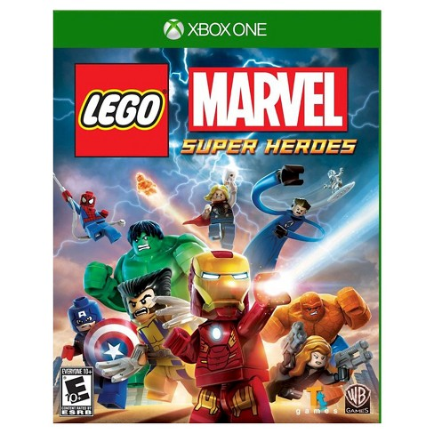 LEGO Marvel Heroes Xbox One Target