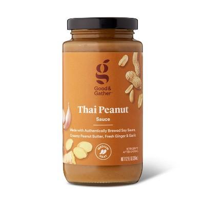 Thai Peanut  Sauce - 12oz - Good & Gather™