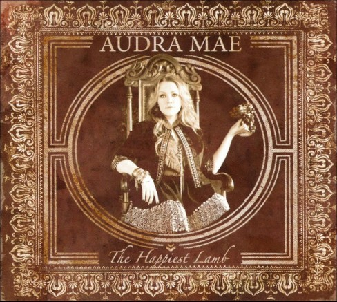 Audra mae - Happiest lamb (CD) - image 1 of 3
