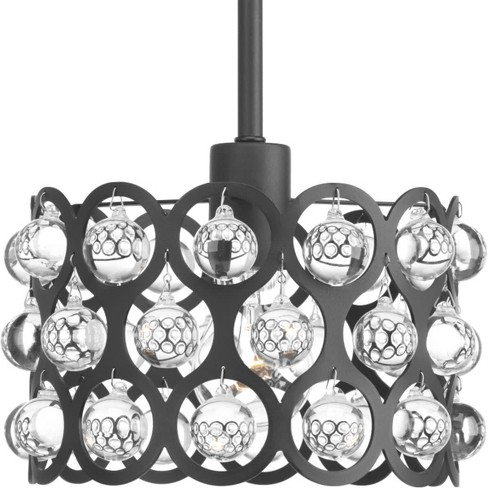 "Progress Lighting P500003 Vestique Single Light 9"" Wide Mini Pendant - image 1 of 1"