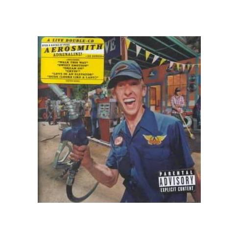Aerosmith - Little South Of Sanity (PA) (EXPLICIT LYRICS) (CD) - image 1 of 2