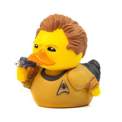 Tubbz Cosplaying Duck Collectible - Star Trek Kirk