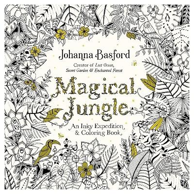 Magical Jungle By Johanna Basford Target