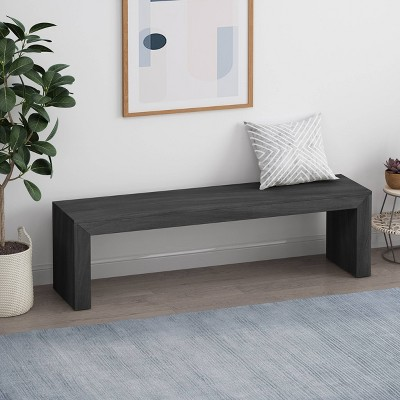 Pannell Farmhouse Dining Bench - Christopher Knight Home : Target