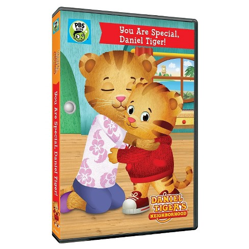 Daniel Tiger's Neighborhood - You Are Special, Daniel Tiger! (DVD) - image 1 of 1