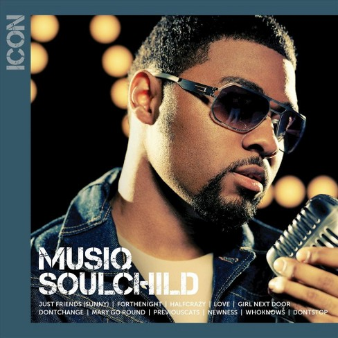 Musiq Soulchild - Icon (CD) - image 1 of 1