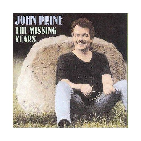 John Prine - Missing Years (CD) - image 1 of 1