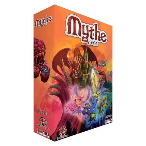 Mythe Board Game - image 1 of 2