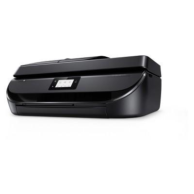 HP Office Jet 5255 All-in-One Inkjet Printer - Black (M2U75A_B1H)