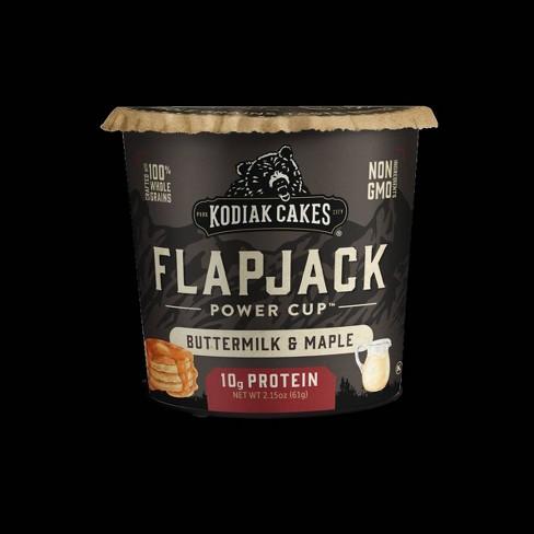 Kodiak Cakes Buttermilk & Maple Flapjack on the Go - 2oz - image 1 of 4