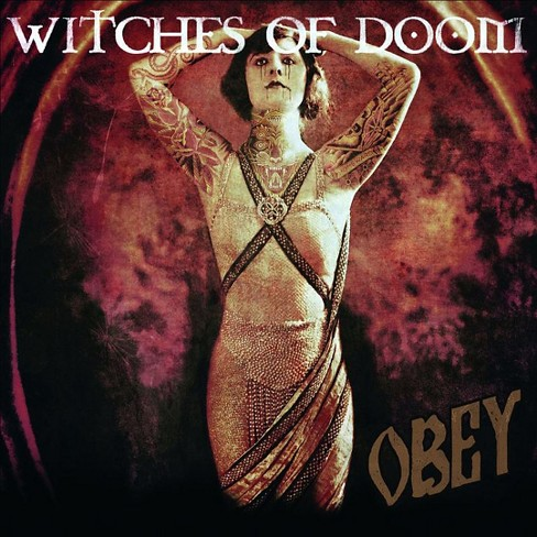 Witches of doom - Obey [Explicit Lyrics] (CD) - image 1 of 1