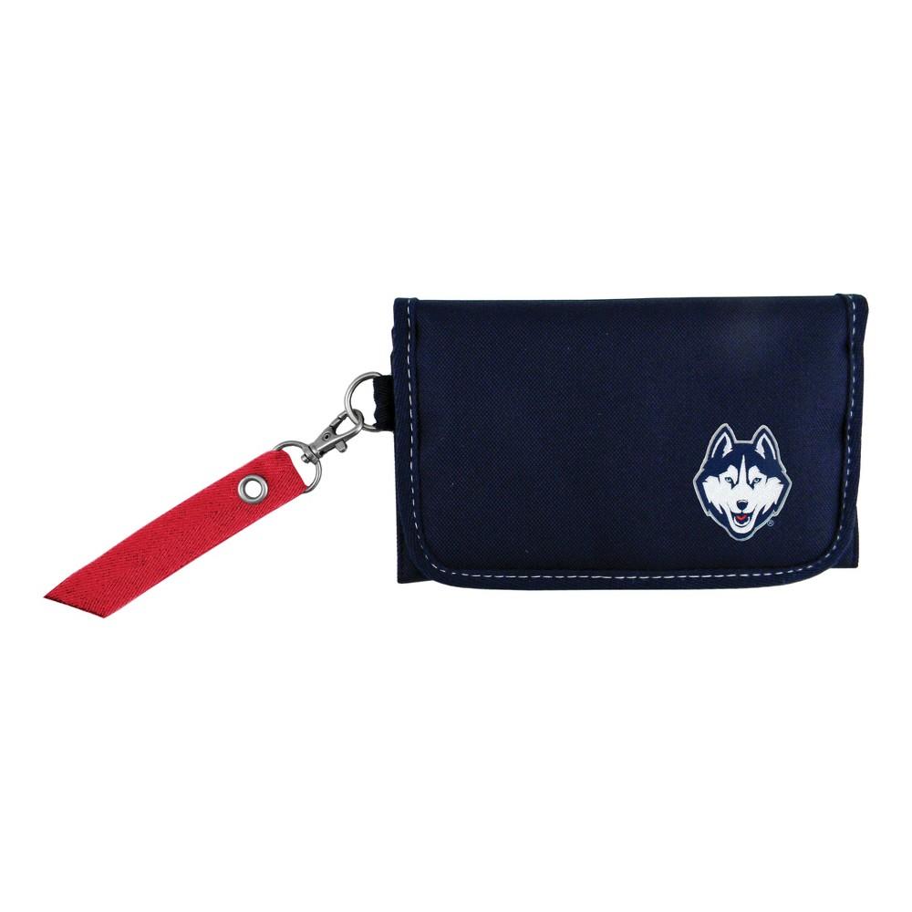 NCAA UConn Huskies Ribbon Organizer Wallet, Adult Unisex