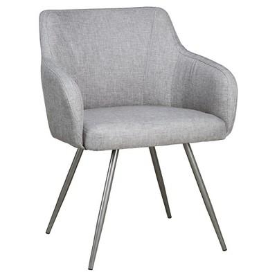 Soft Modern Occasional Chair Gray - Sauder