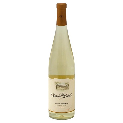 Chateau Ste Michelle® Dry Riesling - 750mL Bottle - image 1 of 1