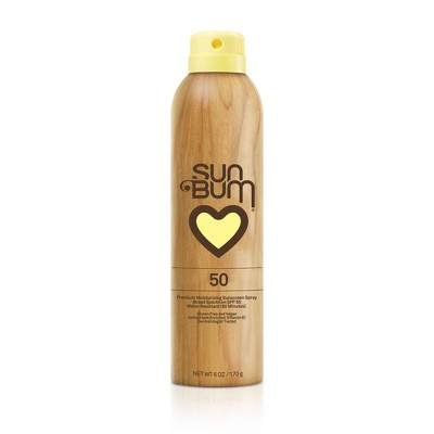 Sun Bum Summer of Love Sunscreen Spray - 6oz