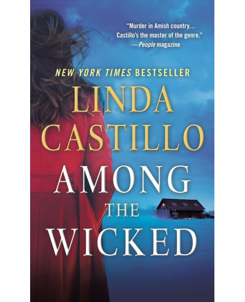 Among the Wicked (Paperback) (Linda Castillo) - image 1 of 1