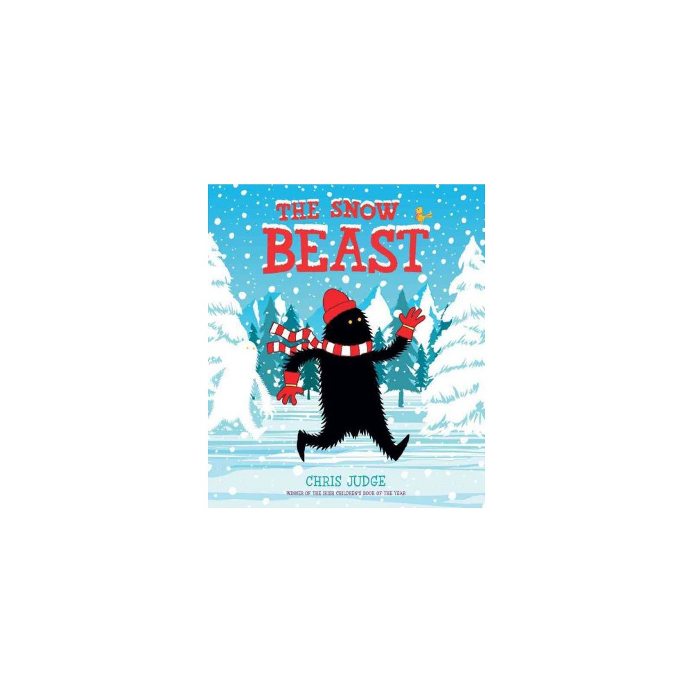 Snow Beast (School And Library) (Chris Judge)