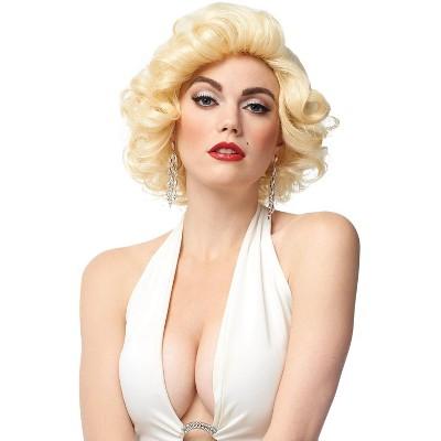 Franco Blonde Starlet Adult Wig