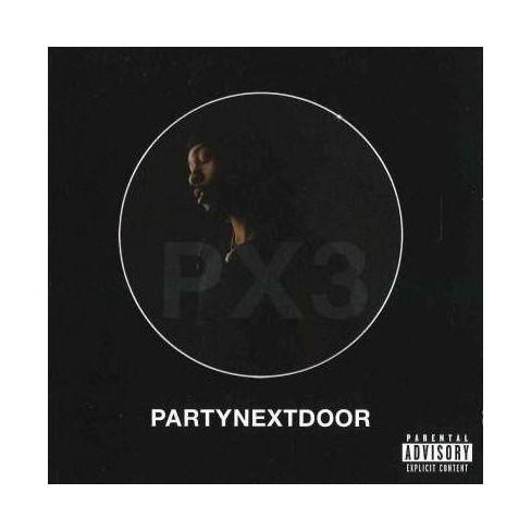 PartyNextDoor - PARTYNEXTDOOR 3 (CD) - image 1 of 1