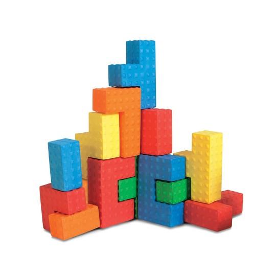 Edushape Sensory Puzzle blocks image number null