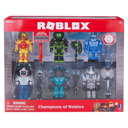 ROBLOX Champions of Roblox Multipack - image 1 of 2