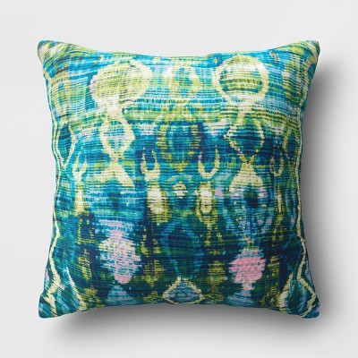 Saturated Pattern Throw Pillow - Opalhouse™