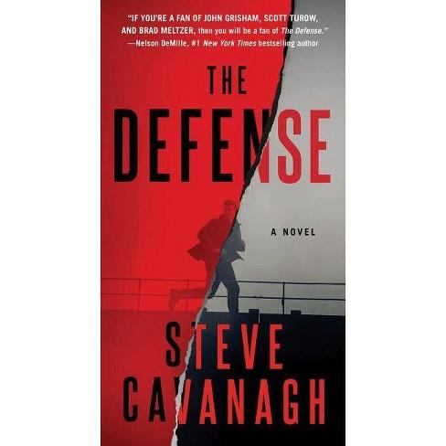 The Defense - (Eddie Flynn) by  Steve Cavanagh (Paperback) - image 1 of 1