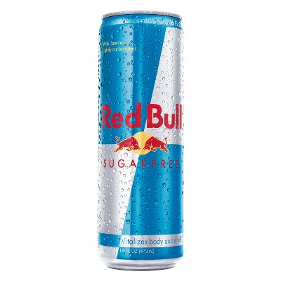 Red Bull Sugar Free Energy Drink - 16 fl oz Can
