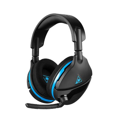 TURTLE BEACH STEALTH 600 Wireless Surround Sound Gaming Headset for PlayStation4 Pro and PlayStation4
