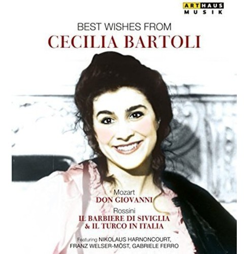 Mozart/Rossini:Best wishes from cecil (DVD) - image 1 of 1