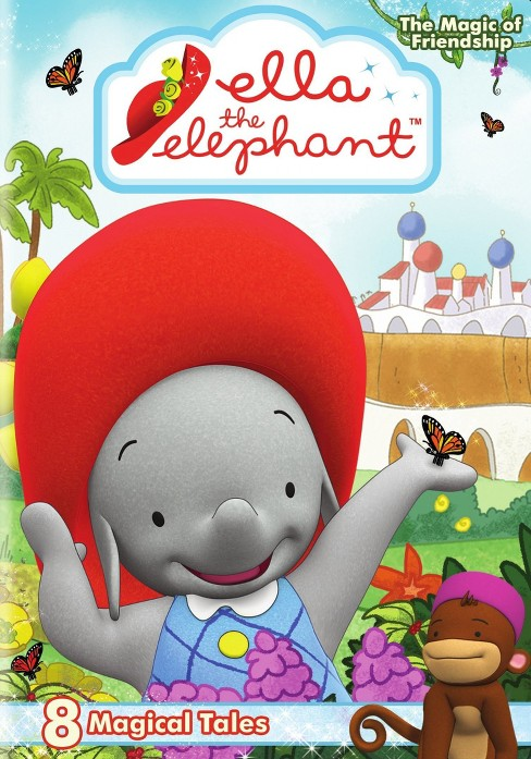 Ella the Elephant: The Magic of Friendship (dvd_video) - image 1 of 1