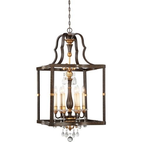 "Metropolitan N6465-652 6 Light 22"" Wide Candle Style Chandelier - image 1 of 1"