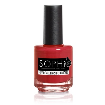 SOPHi by Piggy Paint Non-Toxic Nail Polish - 0.5 fl oz