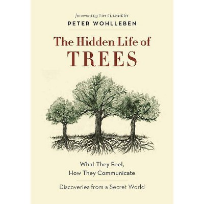 Hidden Life of Trees : What They Feel, How They Communicate: Discoveries from a Secret World (Hardcover) by Peter Wohlleben