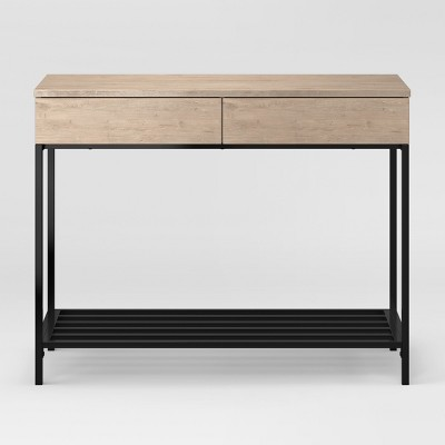 Loring Console Table Vintage Oak - Project 62™