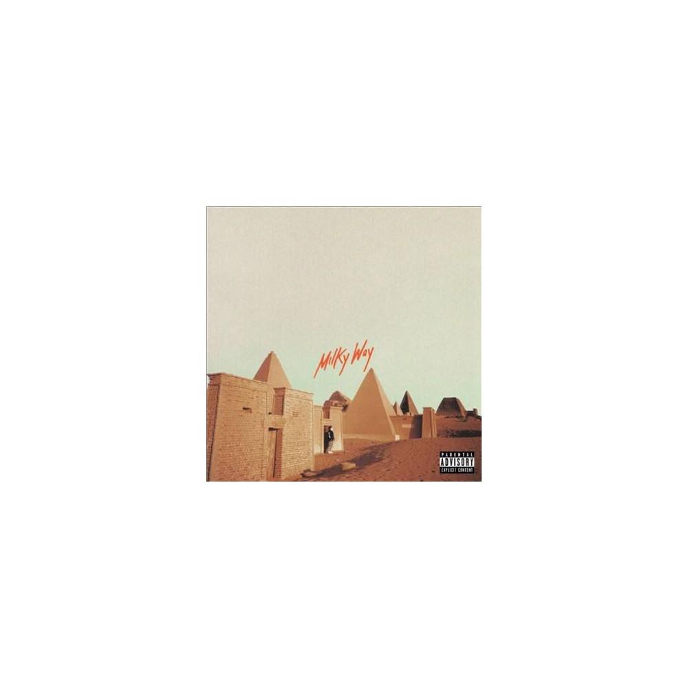 Bas - Milky Way (Vinyl), Pop Music