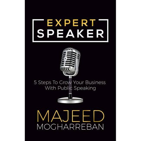 Expert Speaker - by  Majeed Mogharreban (Paperback) - image 1 of 1
