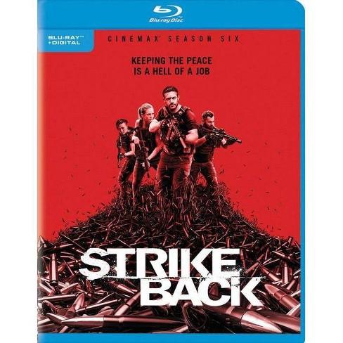 Strike Back: Cinemax Season Six (Blu-ray) - image 1 of 1