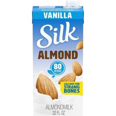 Silk Vanilla Almond Milk - 32 fl oz