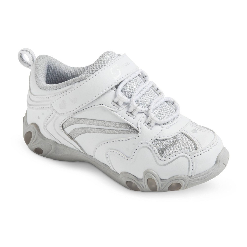 Skech Performance Athletic Shoes Tg Teardrop Wht Wht 12