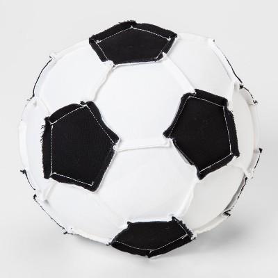 Soccer Ball Throw Pillow - Pillowfort™