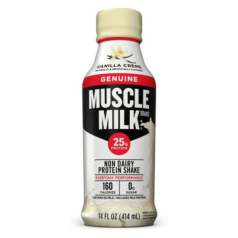 Muscle Milk Vanilla - 14 fl oz Bottle - image 1 of 1