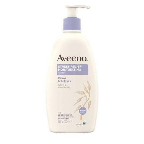 Aveeno Stress Relief Moisturizing Lotion - image 1 of 4