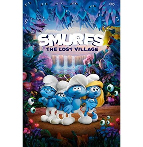 Smurfs: The Lost Village (DVD) - image 1 of 1