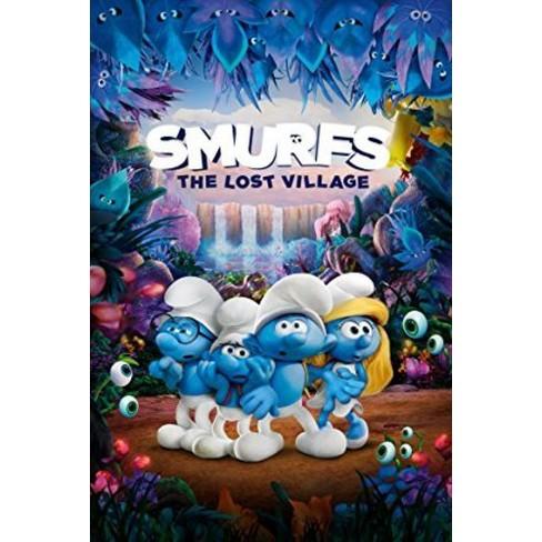 Smurfs The Lost Village Dvd Target