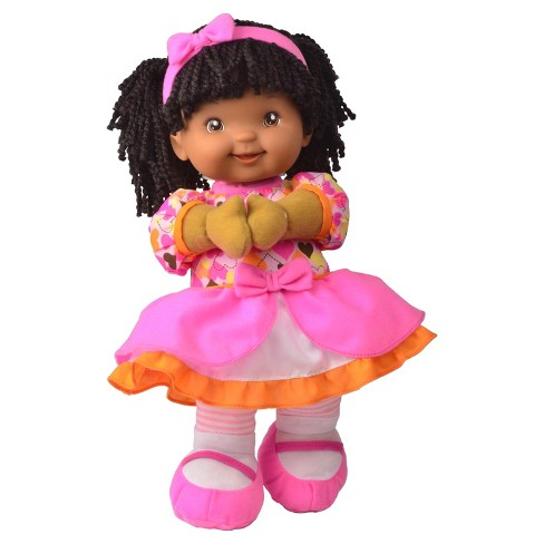 Baby's First Hannah Prayer Doll - African American - image 1 of 1