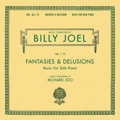 Billy Joel - Billy Joel Opus 1-10 Fantasies & Delusions Music For Solo Piano (CD)